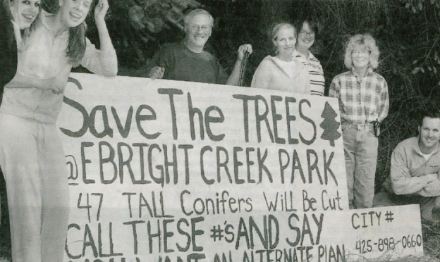 Sammamish Citizens Saving Trees
