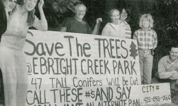 Sammamish Citizens Saving Trees