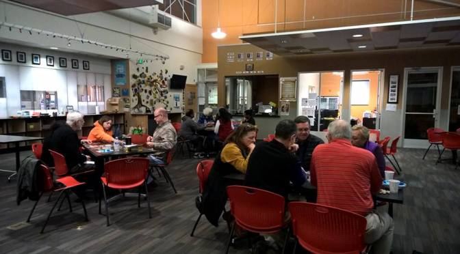 Join us for Community Board Game Night