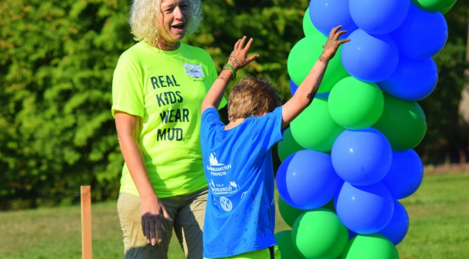 Register and Volunteer for the 2018 Kids Mud Run
