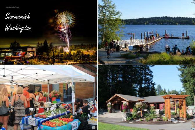 Sammamish Postcards