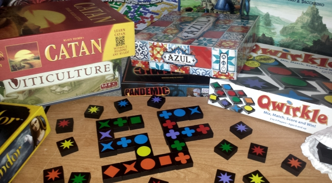 Join us for a Board Game Night in 2019