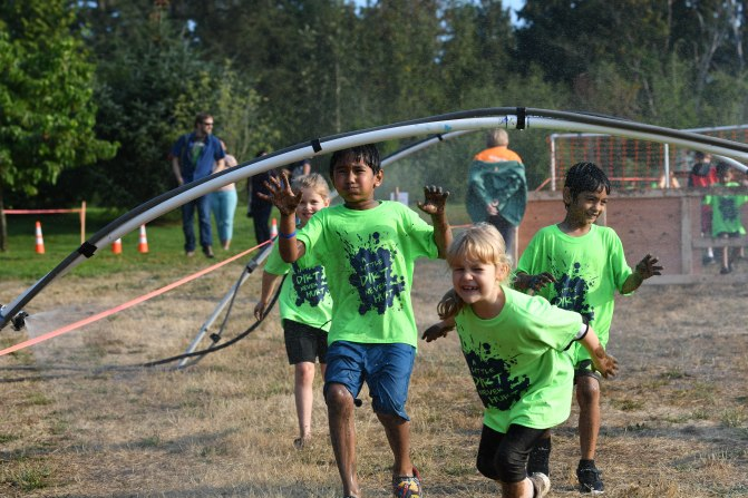 Register for the 2019 Kids Mud Run